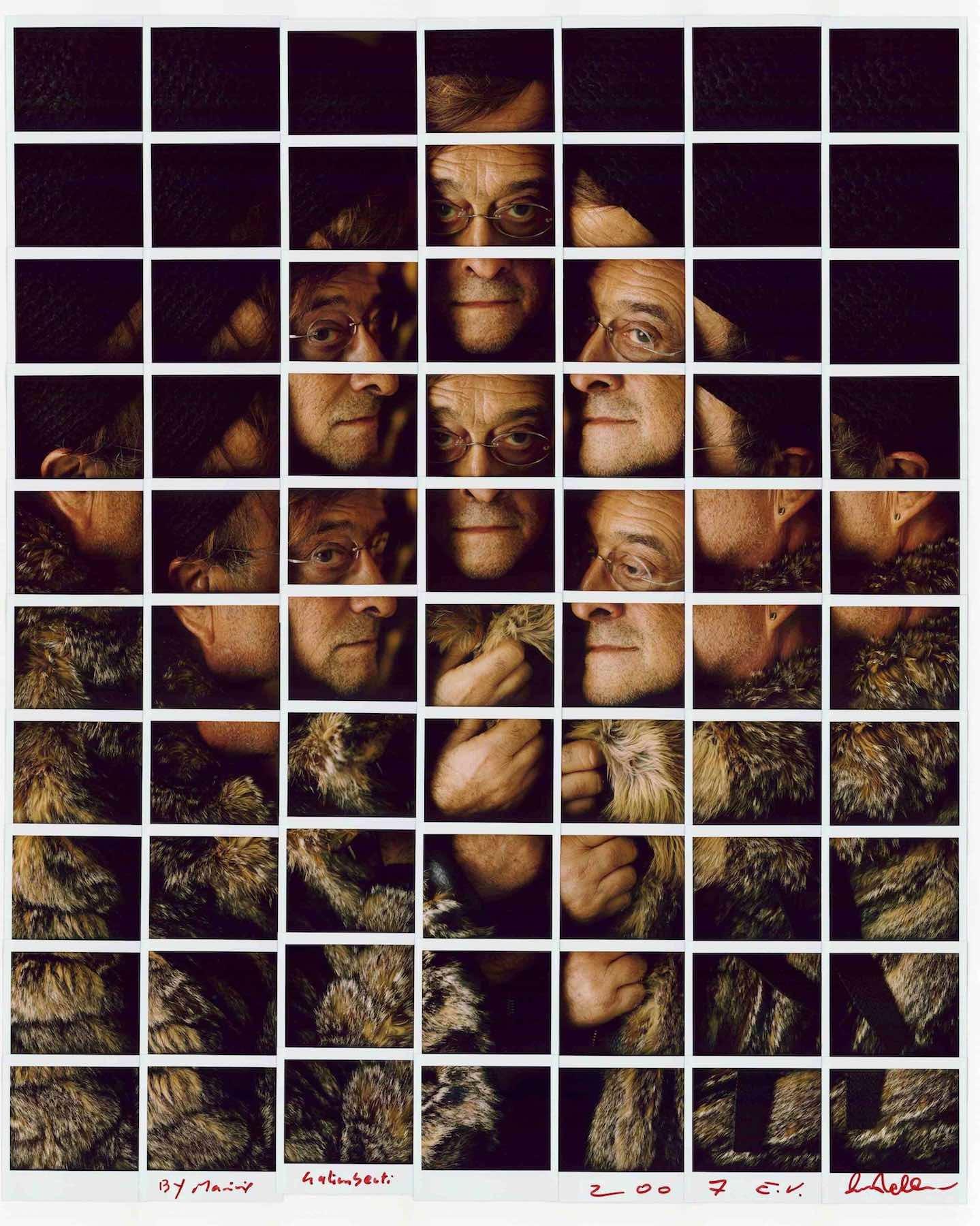 Libri Maurizio Galimberti Portraits