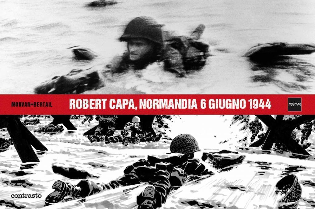 Libri Robert Capa normandia