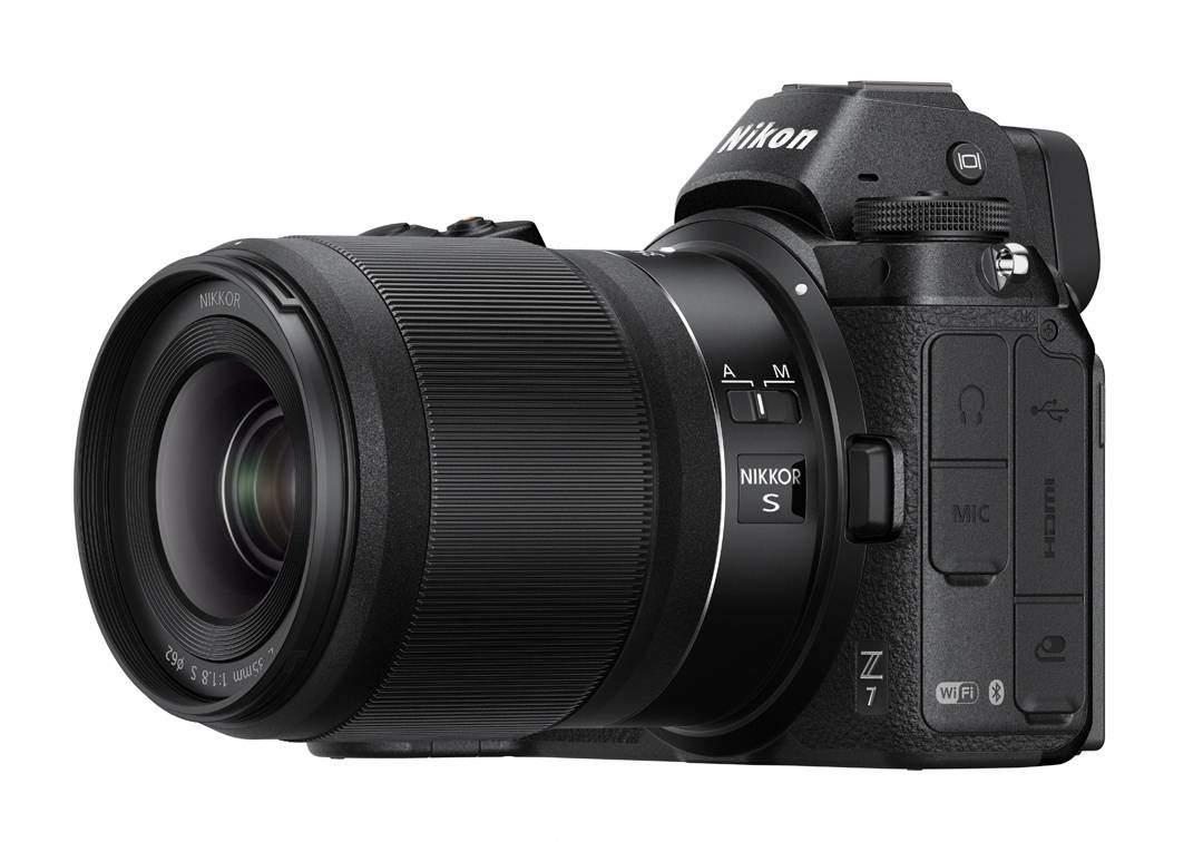 Nikon Z 7fotocamera