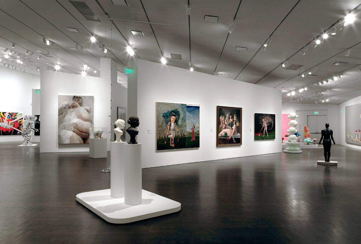 Denver_Art_Museum_-_Interior_01