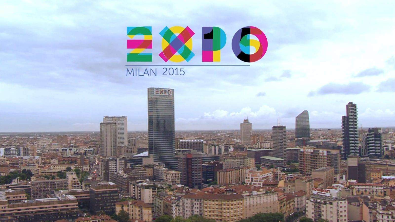 Milano-Panorama-EXPO 2015