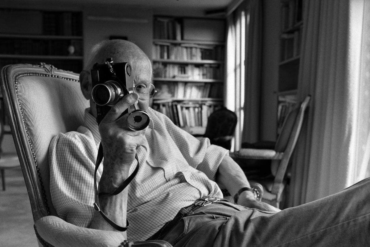 Henri Cartier-Bresson Story English 1