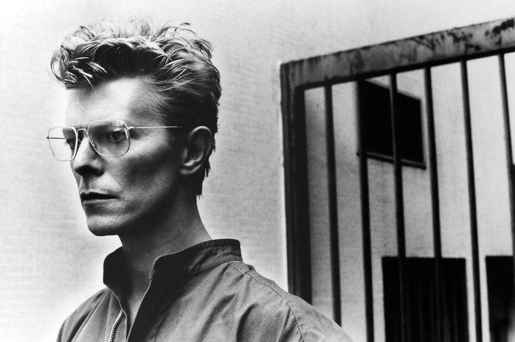 Helmut Newton David Bowie, 1982