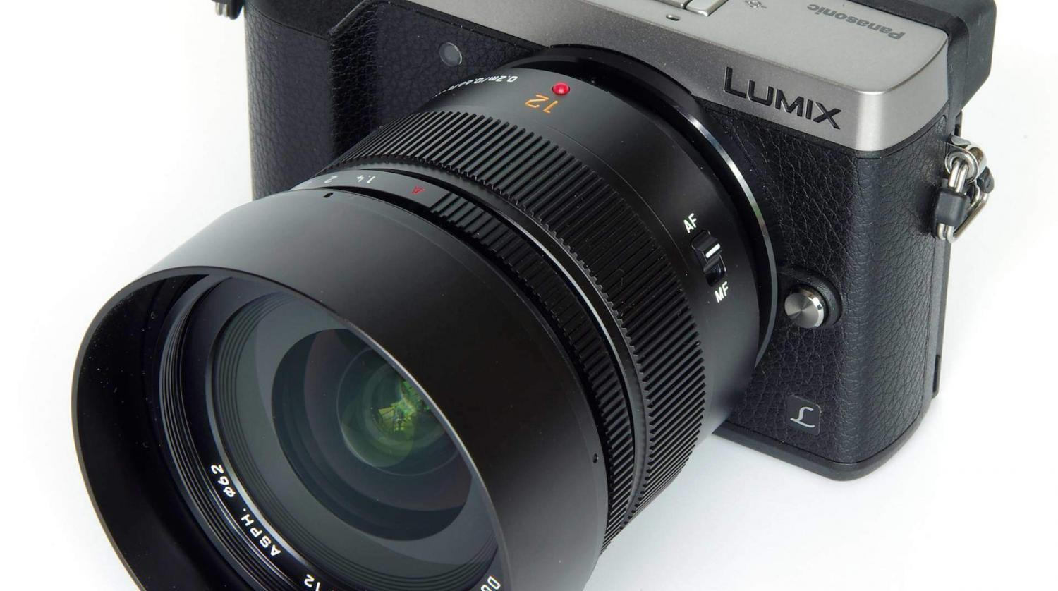 Lumix 12mm f1.4 DG Summilux 1 22