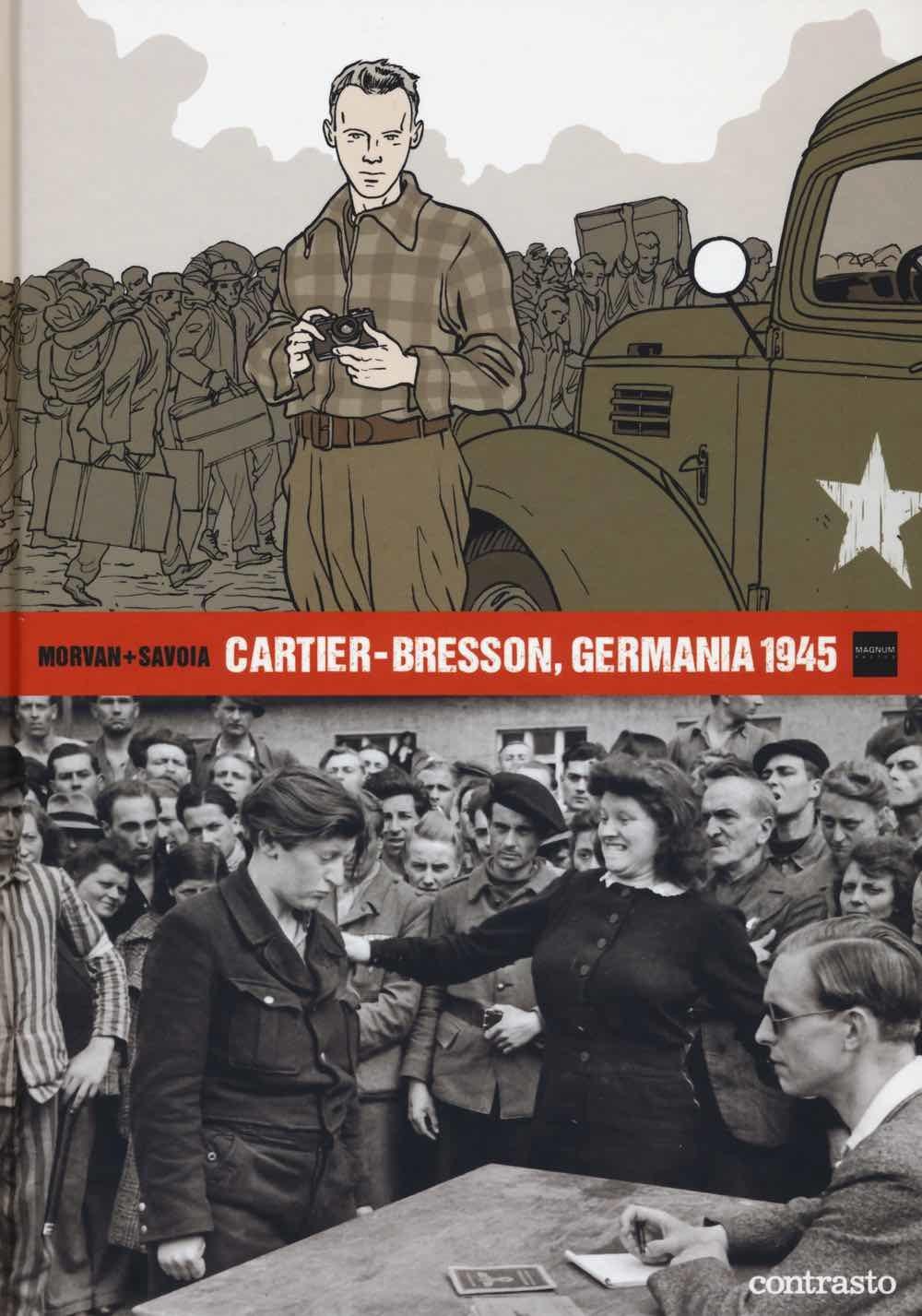 Libri Henri Cartier Bresson germania 1945