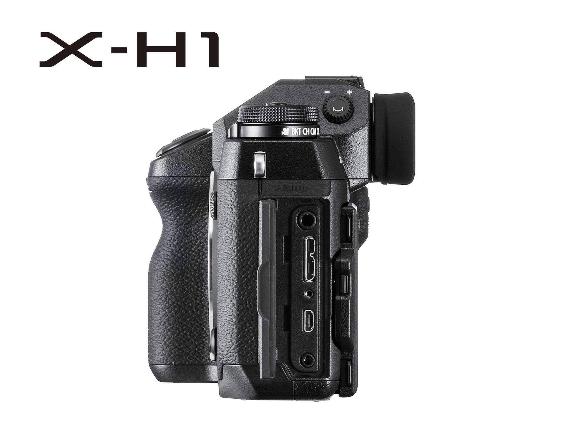 Fujifilm X-H1 1