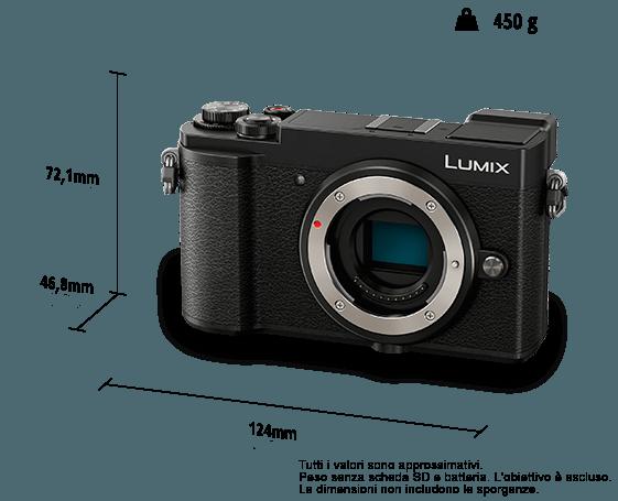 Panasonic Lumix DC-GX9 2