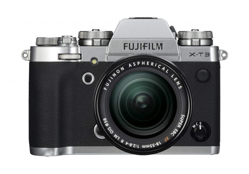 FUJIFILM X-T3mirrorlessdigitalcamera