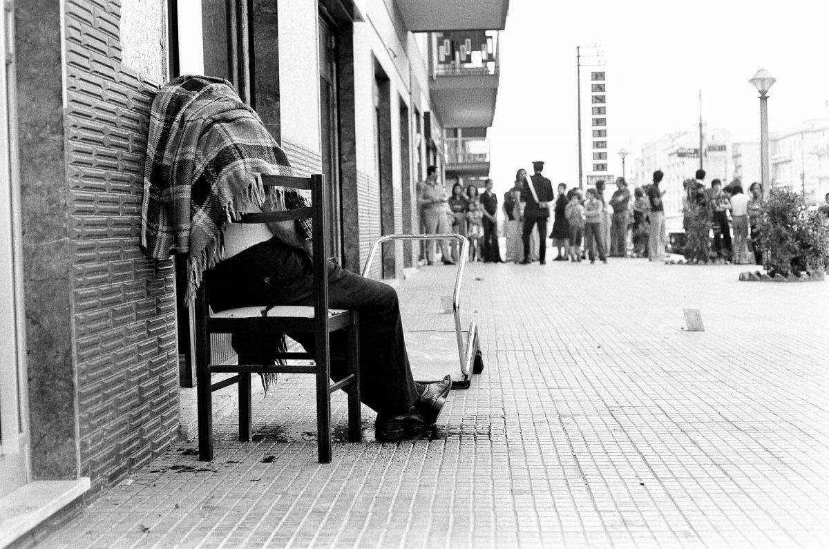 Letizia Battaglia fotografa italiana