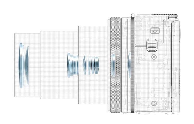 Sony DSC-RX100 VI 1