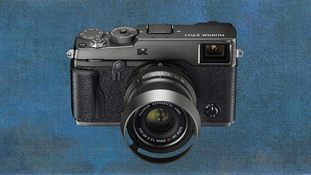 Fuji X-Pro 3
