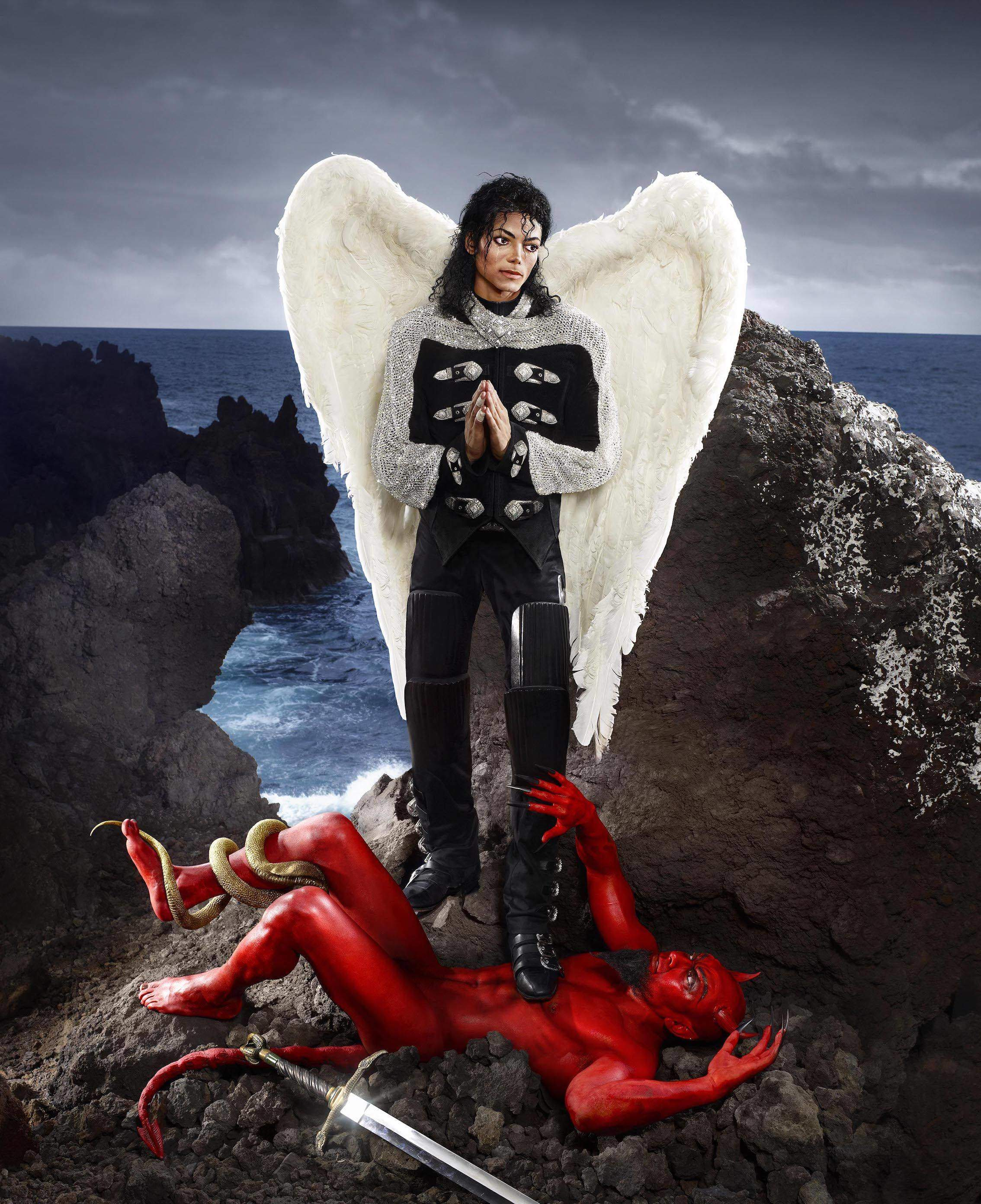 david-lachapelle-archangel