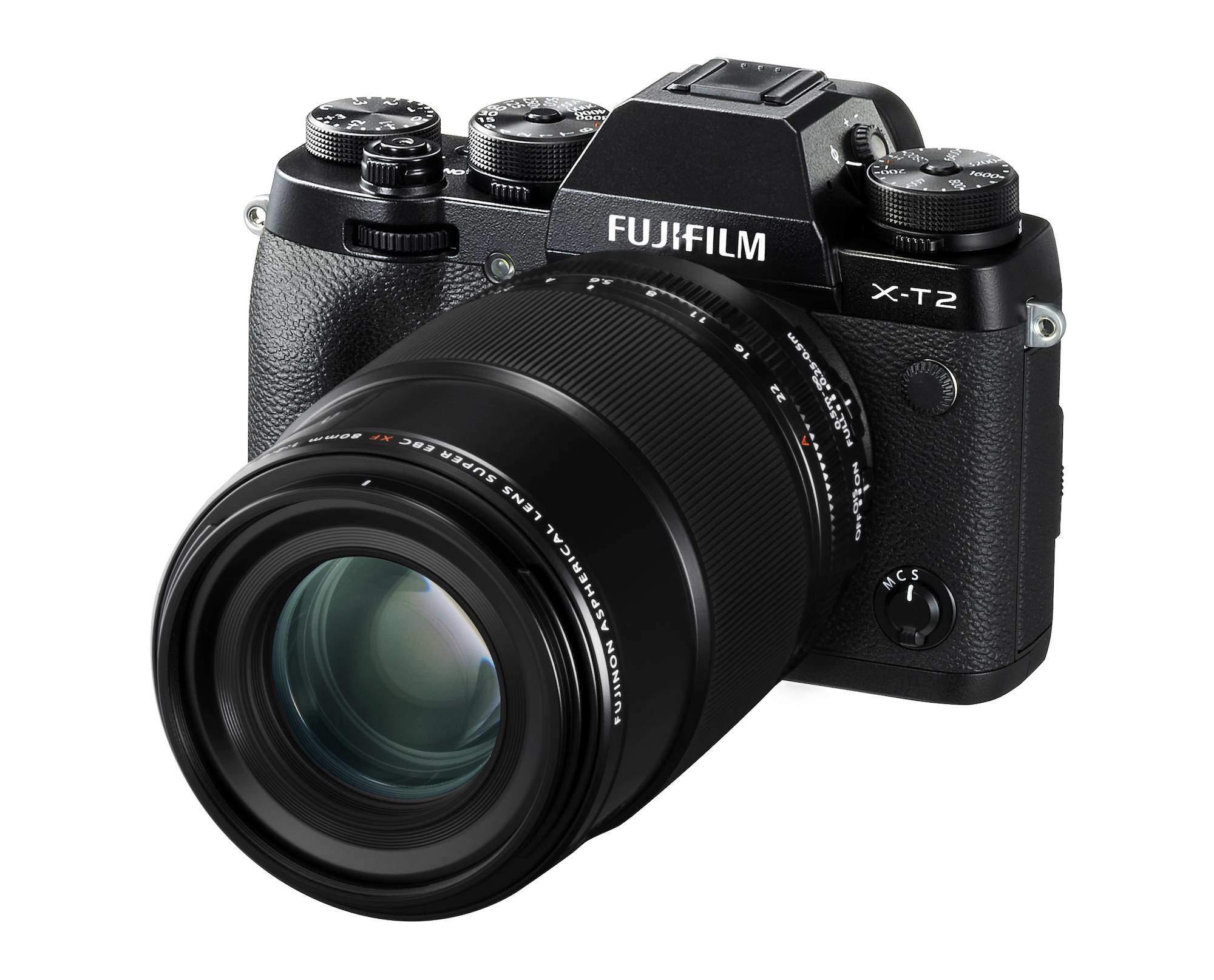 FUJINON XF80mm F2.8 R LM OIS WR Macro