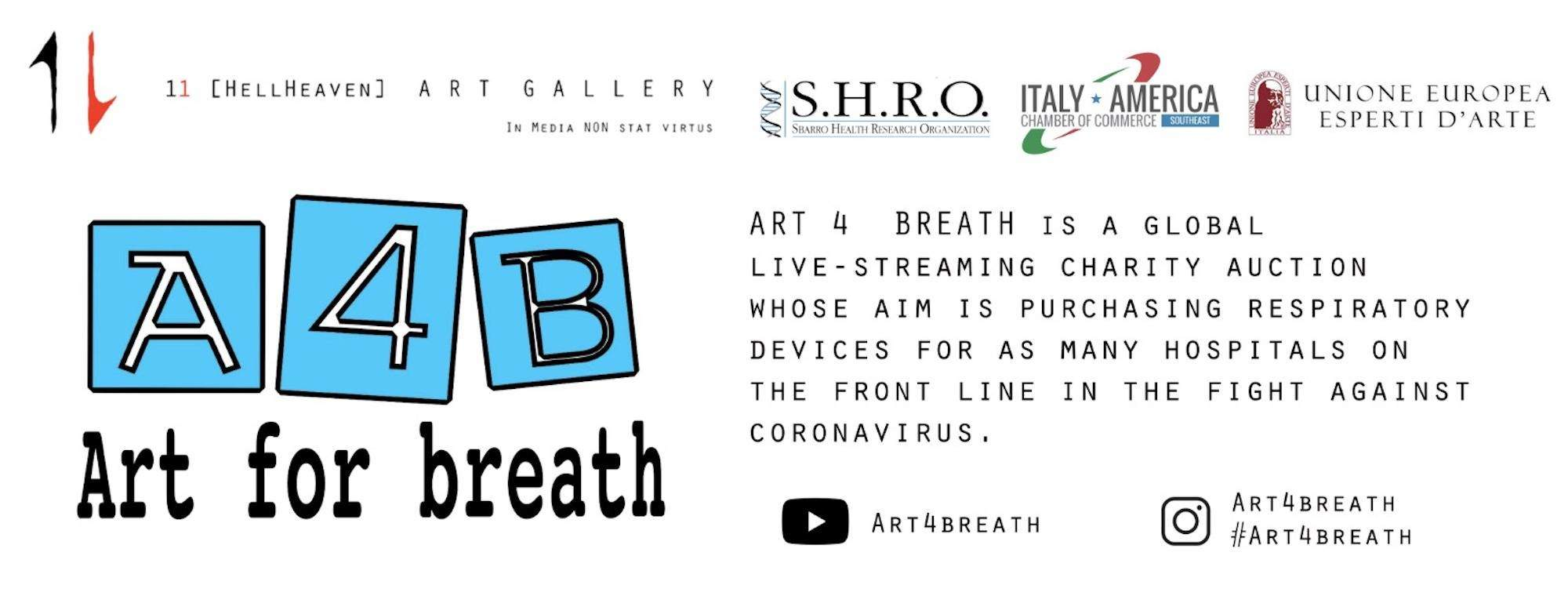 ART FOR BREATH