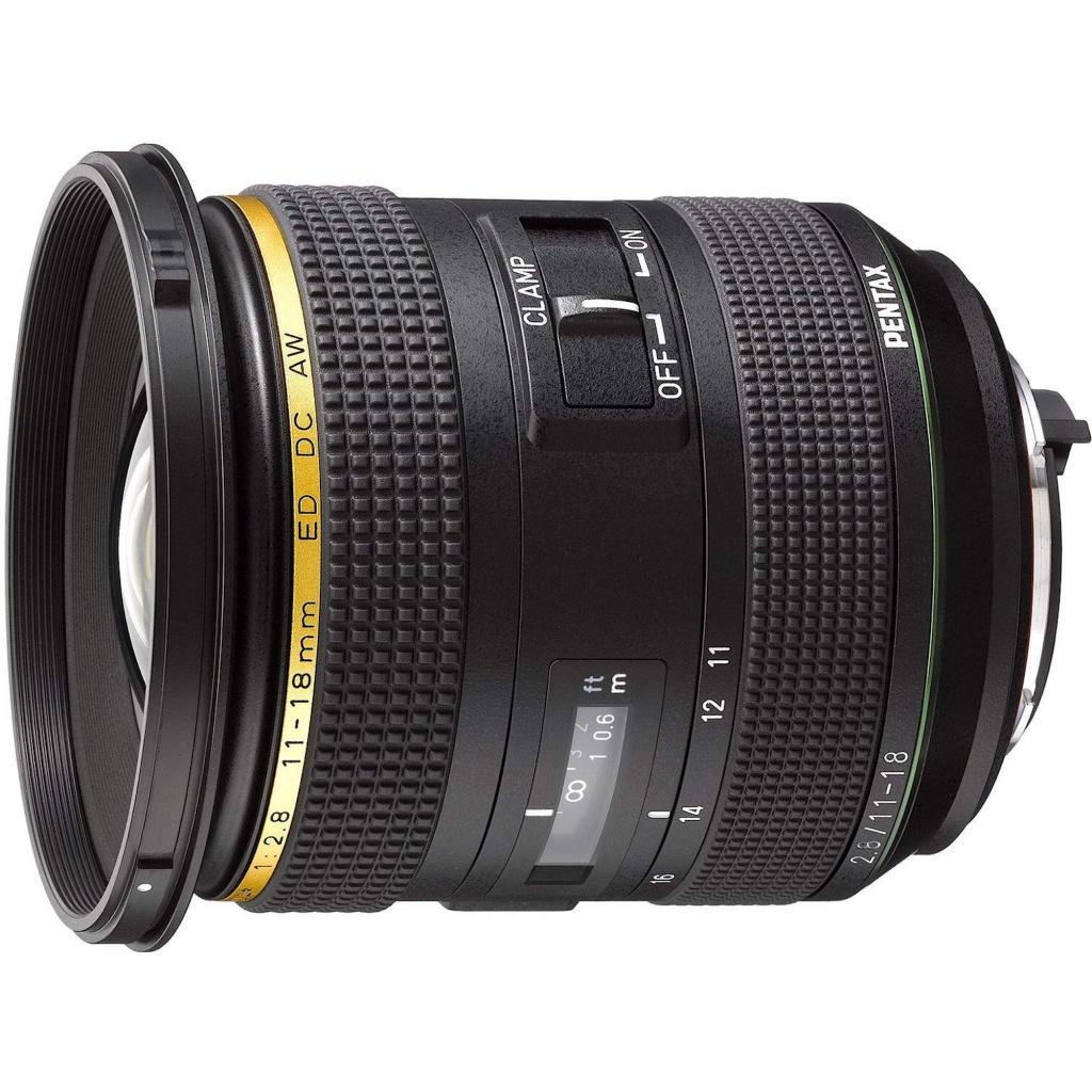 HD PENTAX-DA★11-18mmF2.8ED DC AW