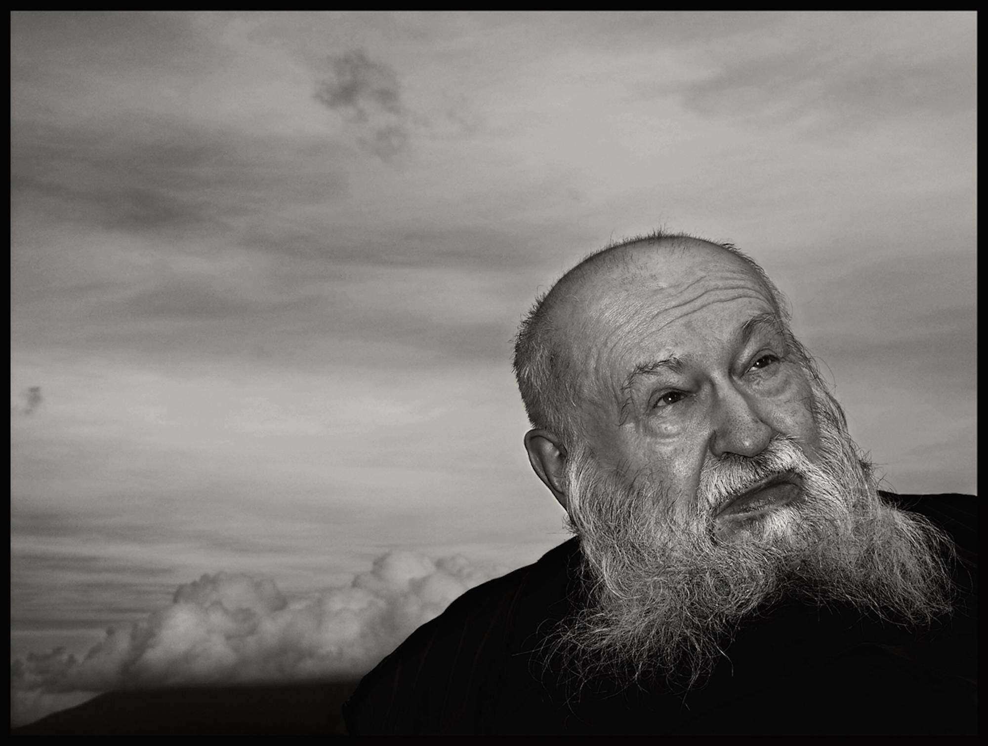 Hermann Nitsch - foto Augusto De Luca