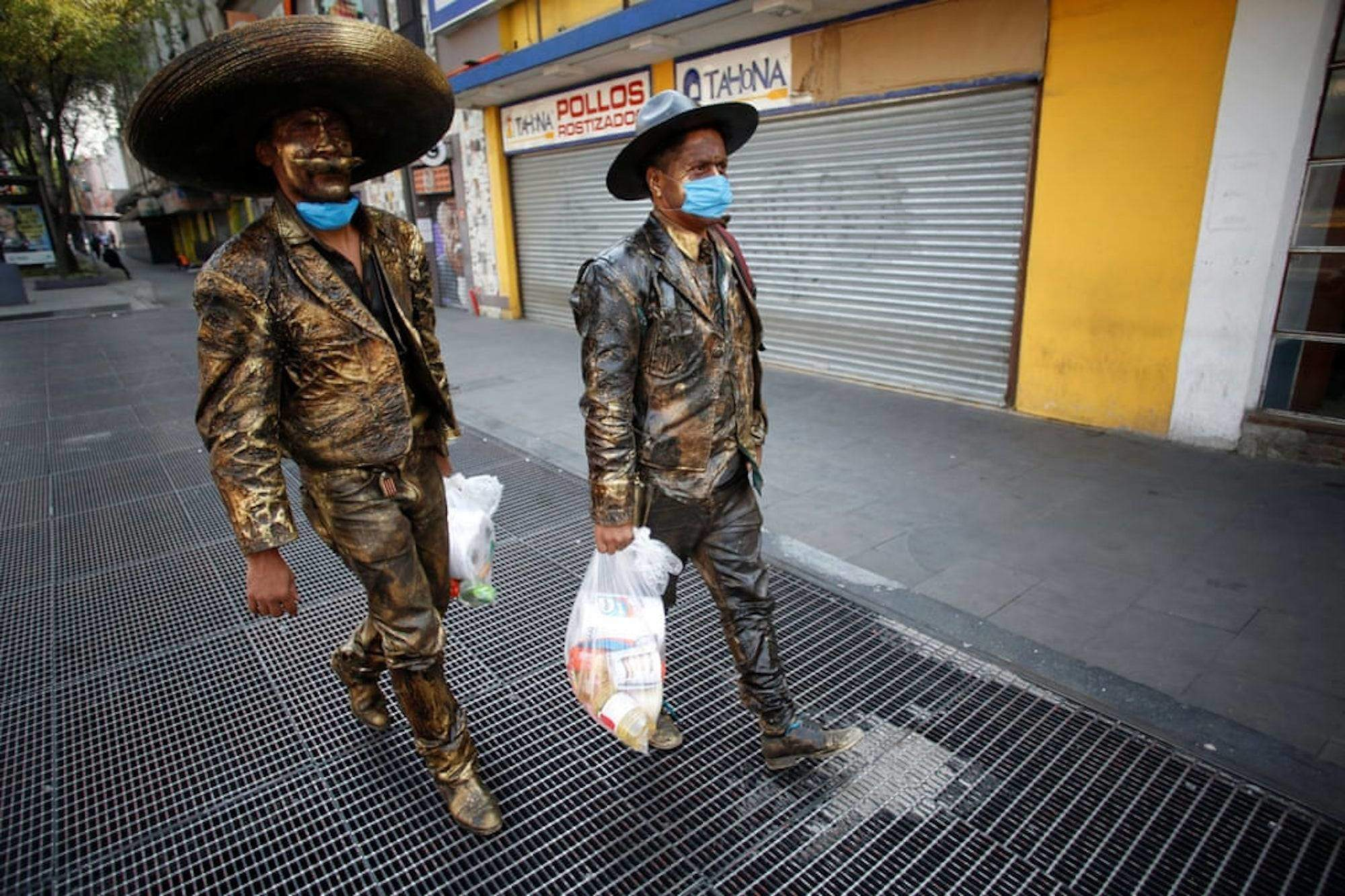 FOTOGRAIA - Photograph Gustavo Graf Maldonado dal The Guardian 17