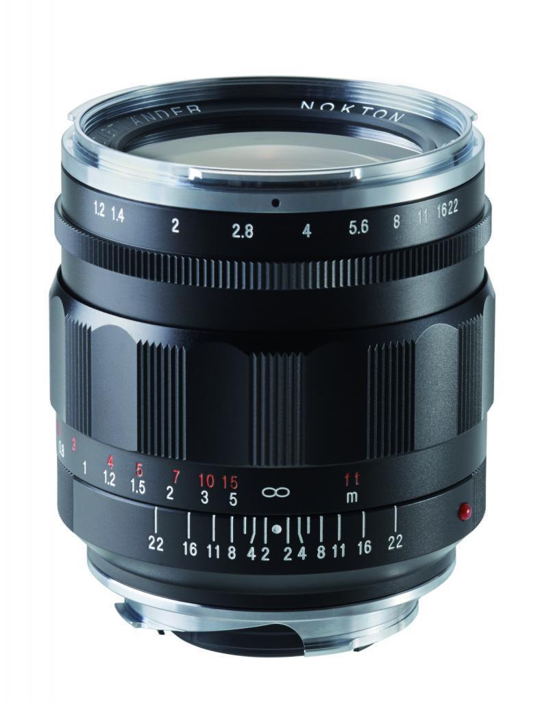 Voigtlander 35mm f 1.2 Nokton III VM