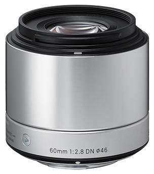 Sigma 60mm F2.8 DN 1