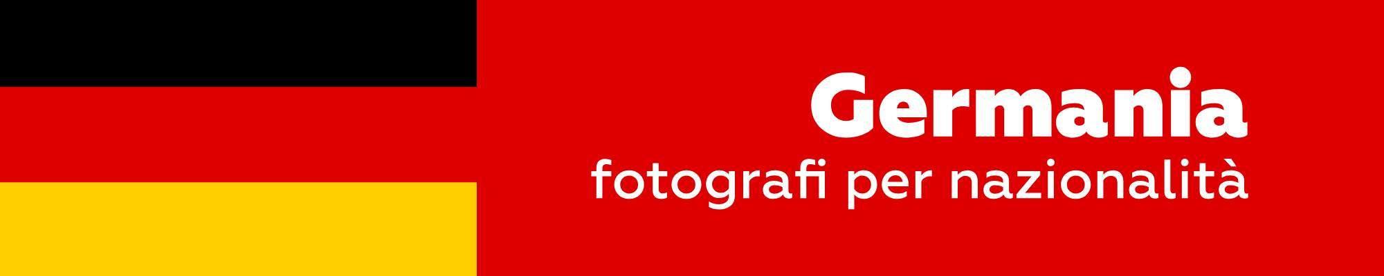 Fotografi famosi tedeschi