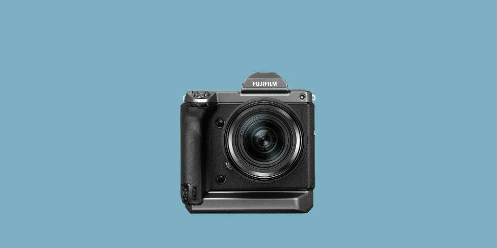 Fujifilm GFX 100 1
