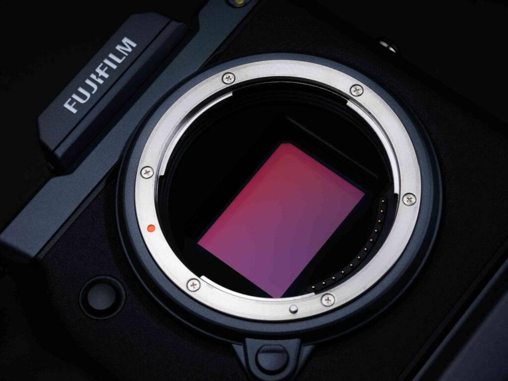 Fujifilm GFX 100_fut