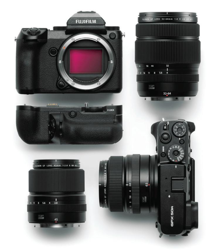 Fujifilm GFX 50R 1