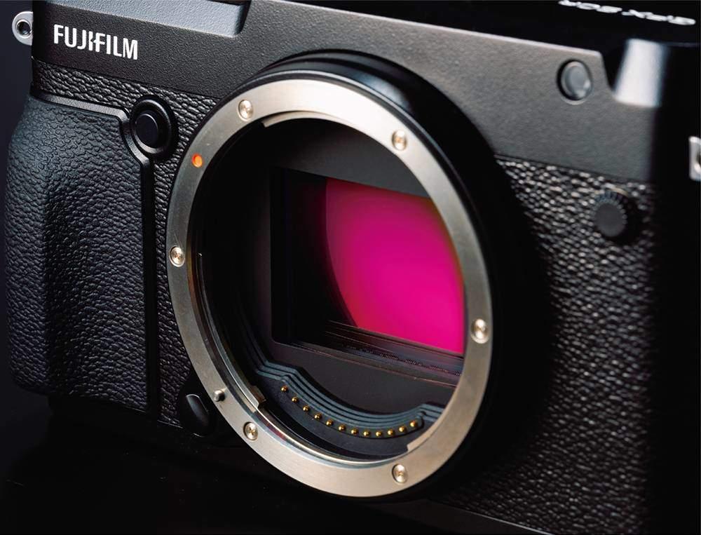 Fujifilm GFX 50R