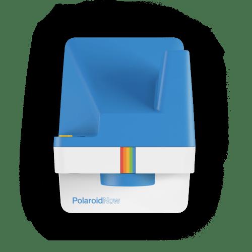 Polaroid Now azzurra