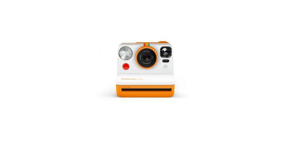 Polaroid Now arancione
