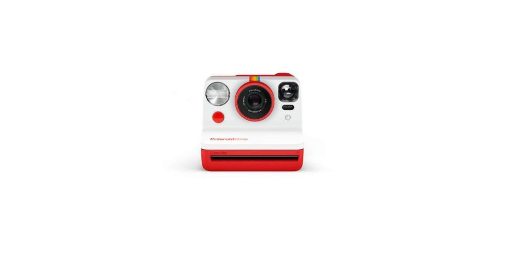 Polaroid Now rossa