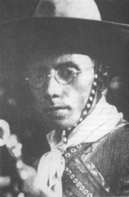 Benjamin Abrahão Botto 2