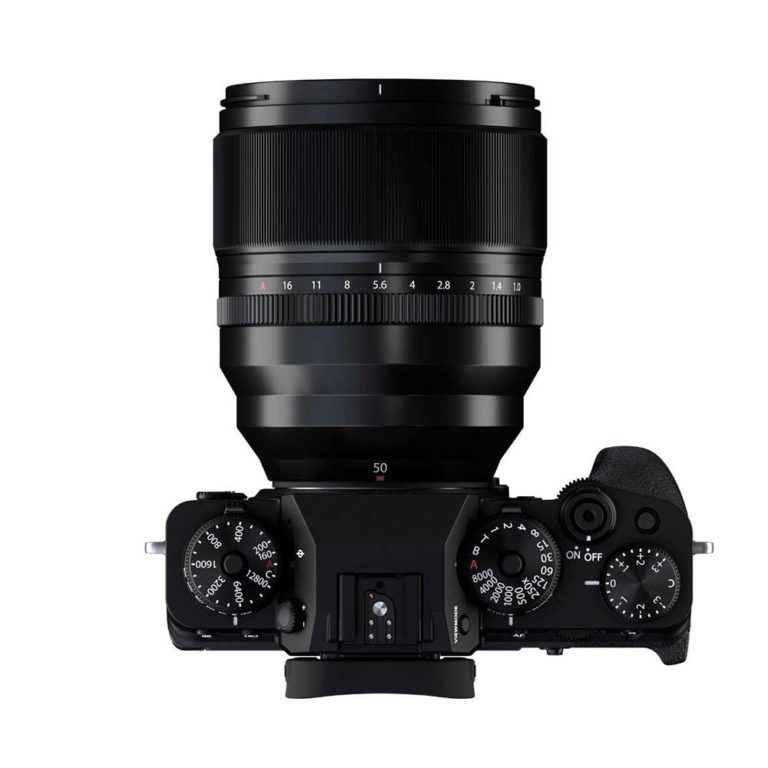 Fujinon XF 50mm f 1.0 R WR fujifilm