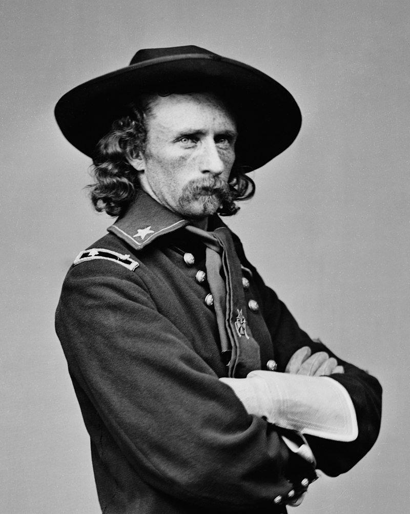 Mathew B. Brady | George Armstrong Custer