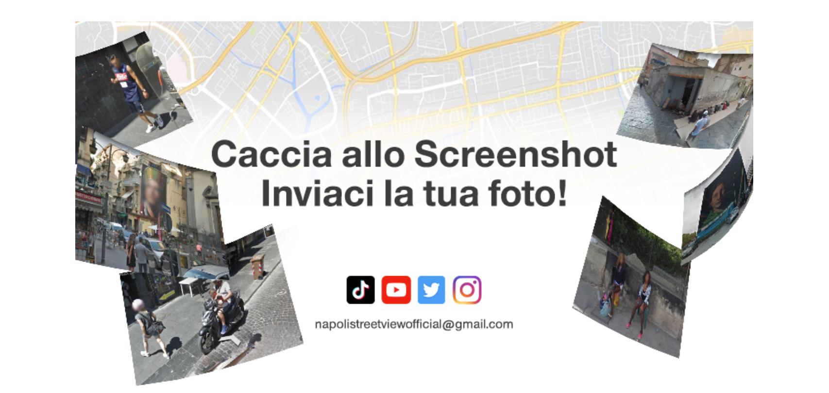 Napoli Street View