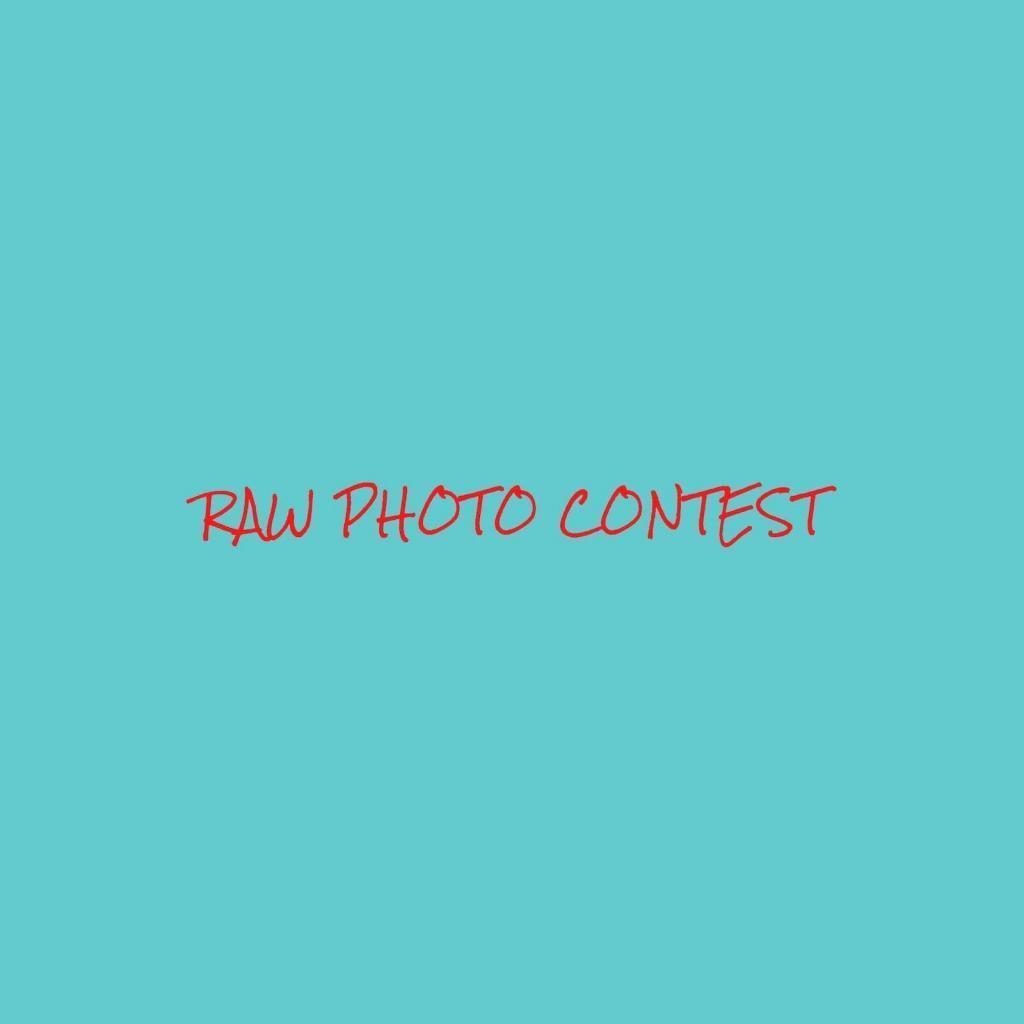 Raw Photo Contest
